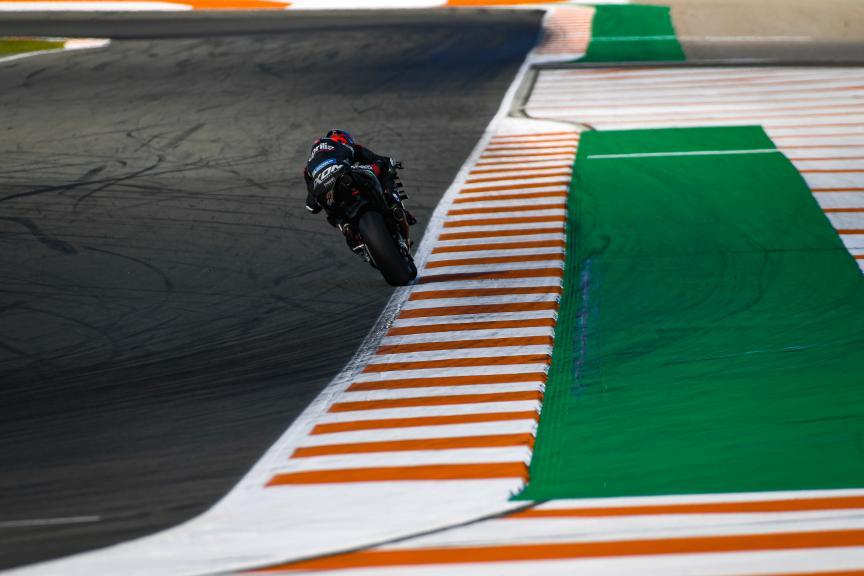Bradley Smith, Aprilia Racing Team, Valencia MotoGP™ Official Test