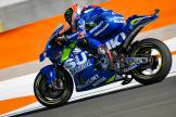 Alex Rins, Team Suzuki Ecstar, Valencia MotoGP™ Official Test