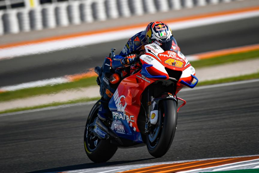 Jack Miller, PRAMAC RACING, Valencia MotoGP™ Official Test