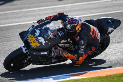Red Bull KTM Factory Racing round up the Valencia Test