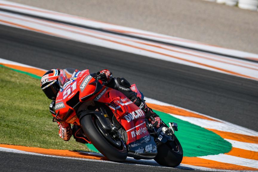 Michele Pirro, Ducati Team, Valencia MotoGP™ Official Test