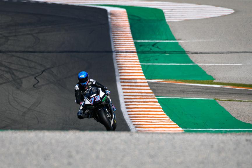 Alex Marquez, LCR Honda, Valencia MotoGP™ Official Test