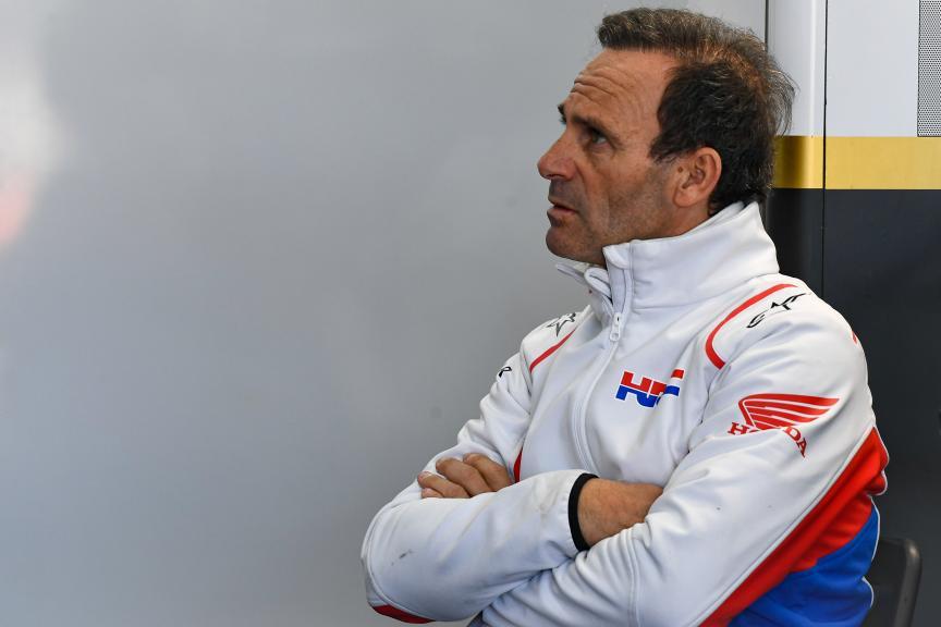 Alberto Puig, LCR Honda, Valencia MotoGP™ Official Test