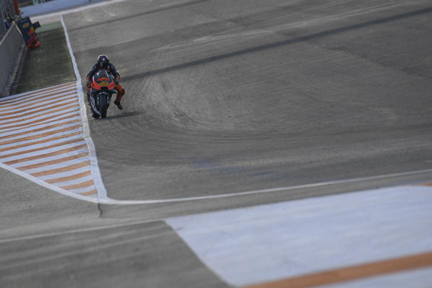 Pol Espargaro, Red Bull KTM Factory Racing, Valencia MotoGP™ Official Test