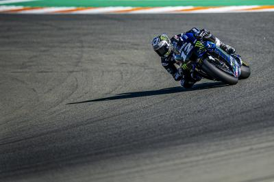 Valencia Test Day 2 recap: Yamaha lockout test top 3