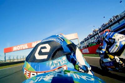 Enel best MotoE? Race 1 action from The Valencia GP