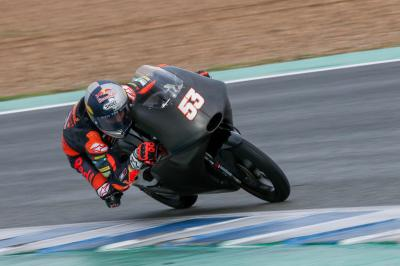Moto2™ and Moto3™ suffer washout on Day 2 in Jerez