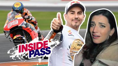 Jorge Lorenzo Hangs Up His Leathers | Inside Pass #19