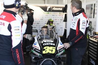 Cosa stanno provando i piloti e le squadre della MotoGP™?