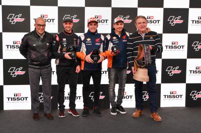 Tissot MotoGP™ Collection: back to the roots