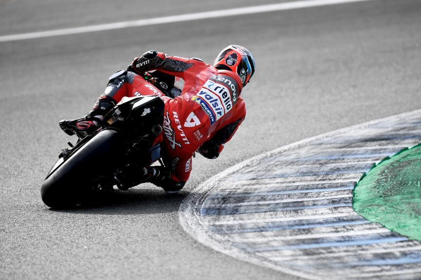 Andrea Dovizioso, Ducati Team, Jerez MotoGP™ Official Test
