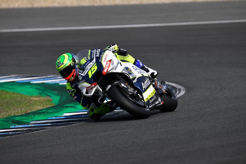 Eric Granado, Reale Avintia Racing, Jerez MotoGP™ Official Test