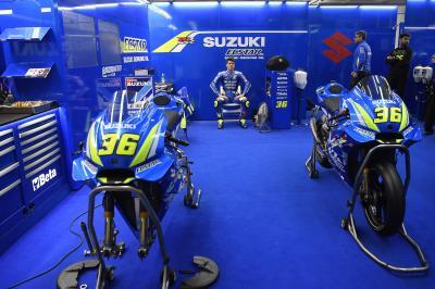 Il nuovo motore Suzuki fa già sognare