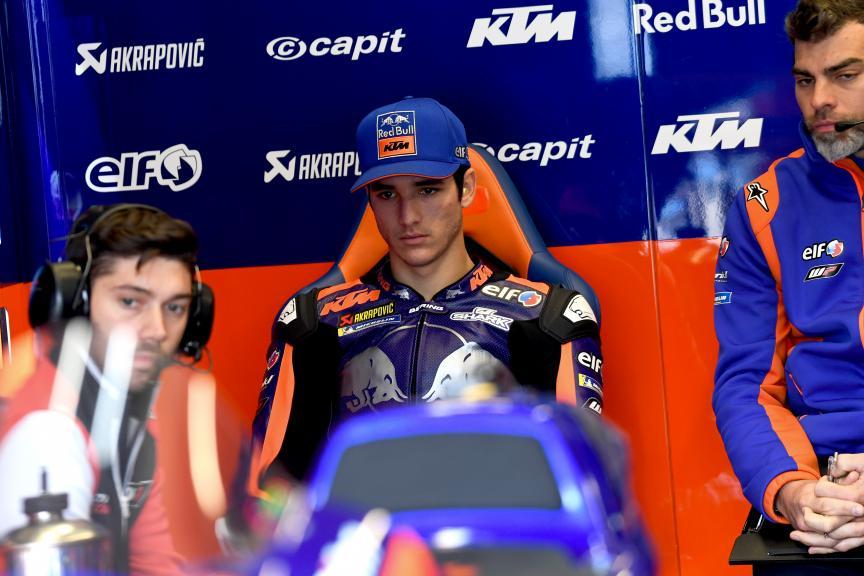 Iker Lecuona, Red Bull KTM Tech 3, Jerez MotoGP™ Official Test