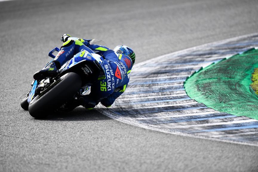 Joan Mir, Team Suzuki Ecstar, Jerez MotoGP™ Official Test