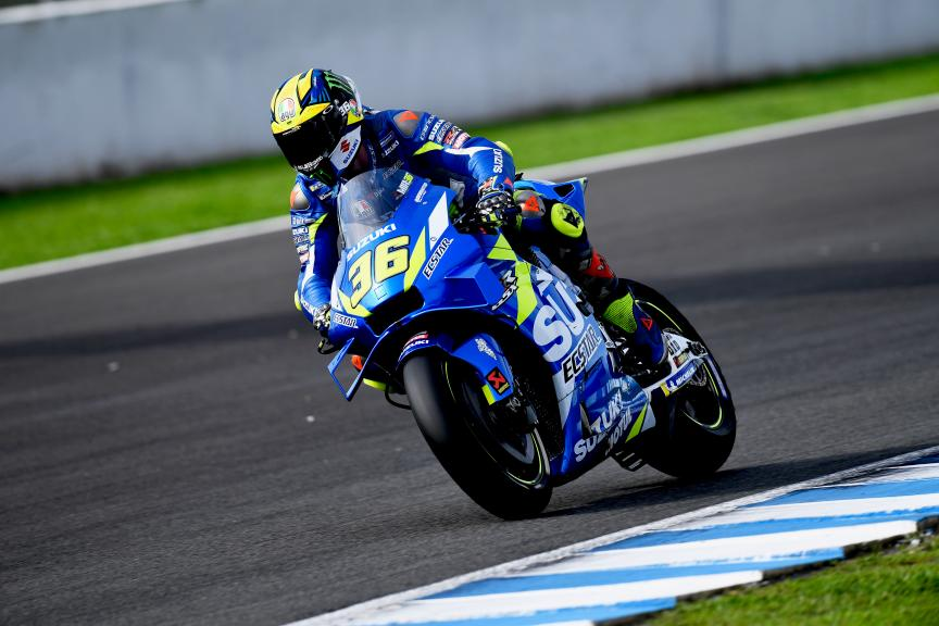 Joan Mir, Team Suzuki Ecstar, Jerez MotoGP™ Official Test