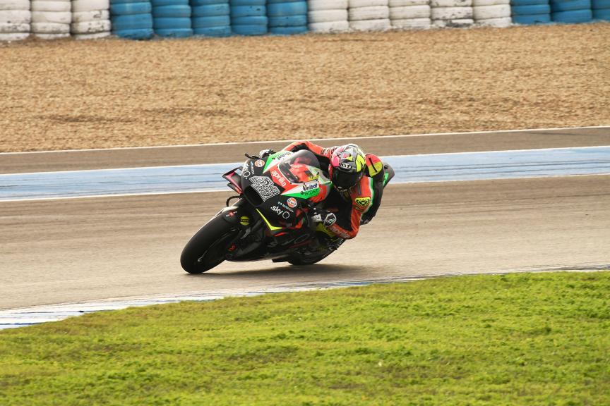 Aleix Espargaro, Aprilia Racing Team Gresini, Jerez MotoGP™ Official Test