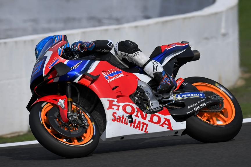 Alex Marquez, Repsol Honda Team, Jerez MotoGP™ Official Test