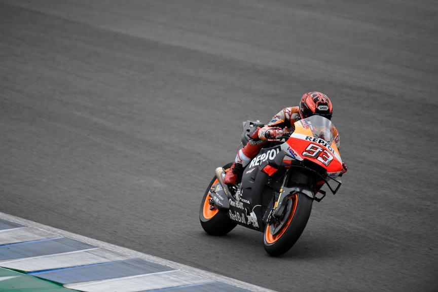 Marc Marquez, Repsol Honda Team, Jerez MotoGP™ Official Test
