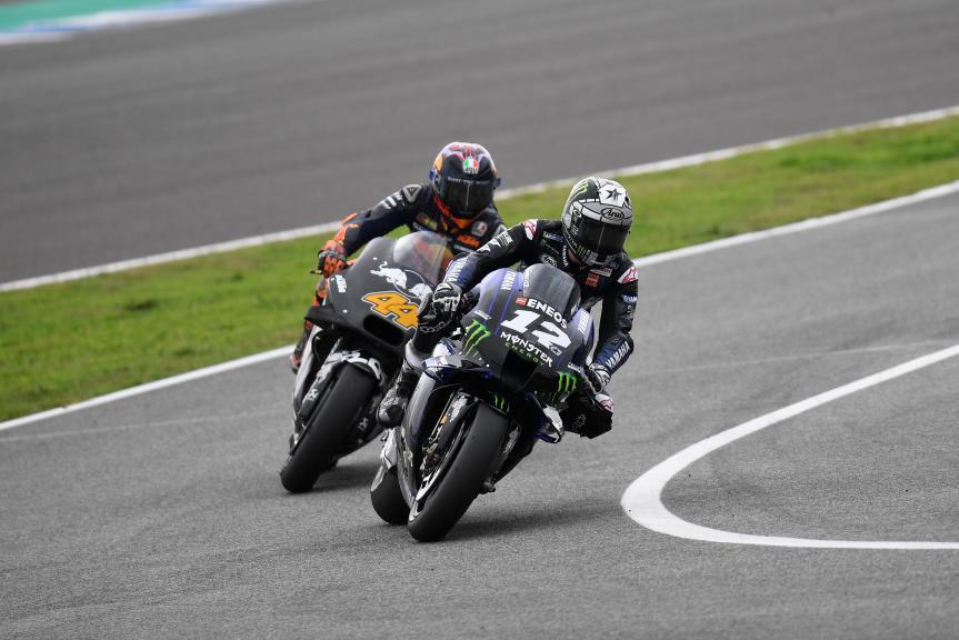 Maverick Viñales, Pol Espargaro, Jerez MotoGP™ Official Test