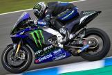 Maverick Viñales, Monster Energy Yamaha MotoGP, Jerez MotoGP™ Official Test