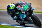 Franco Morbidelli, Petronas Yamaha SRT, Jerez MotoGP™ Official Test