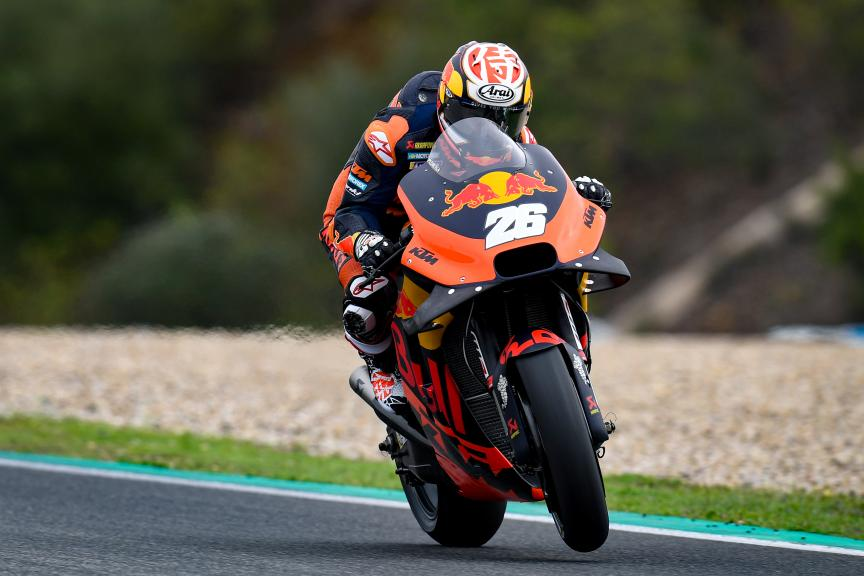 Dani Pedrosa, Red Bull KTM Factory Racing, Jerez MotoGP™ Official Test