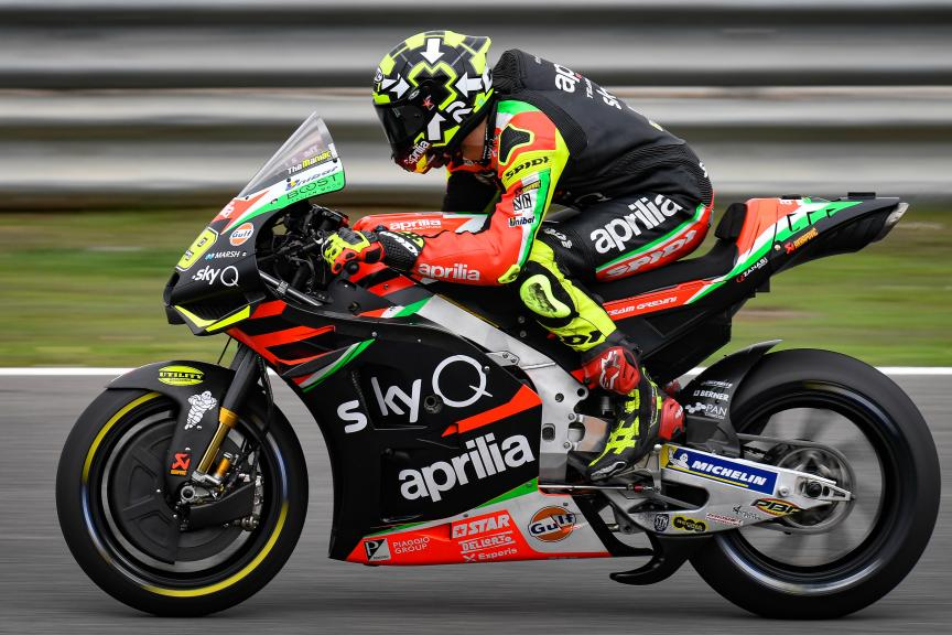 Andrea Iannone, Aprilia Racing Team Gresini, Jerez MotoGP™ Official Test