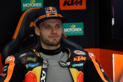 Who is Brad Binder?