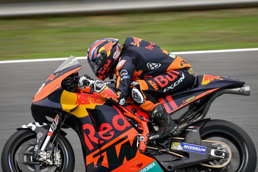 Brad Binder, Red Bull KTM Factory Racing, Jerez MotoGP™ Official Test