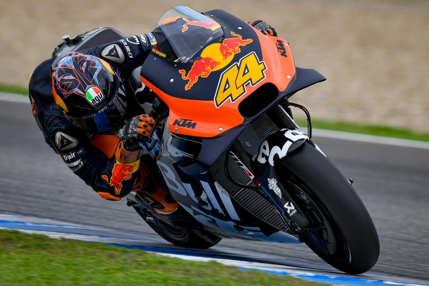 Pol Espargaro, Red Bull KTM Factory Racing, Jerez MotoGP™ Official Test