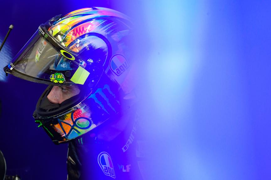 Valentino Rossi, Monster Energy Yamaha MotoGP, Jerez MotoGP™ Official Test