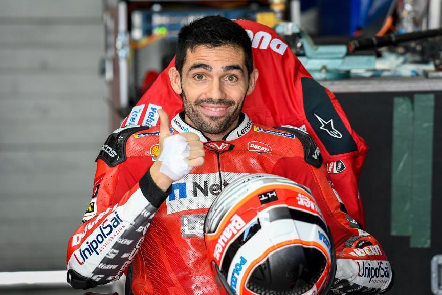Michele Pirro, Ducati Team, Jerez MotoGP™ Official Test