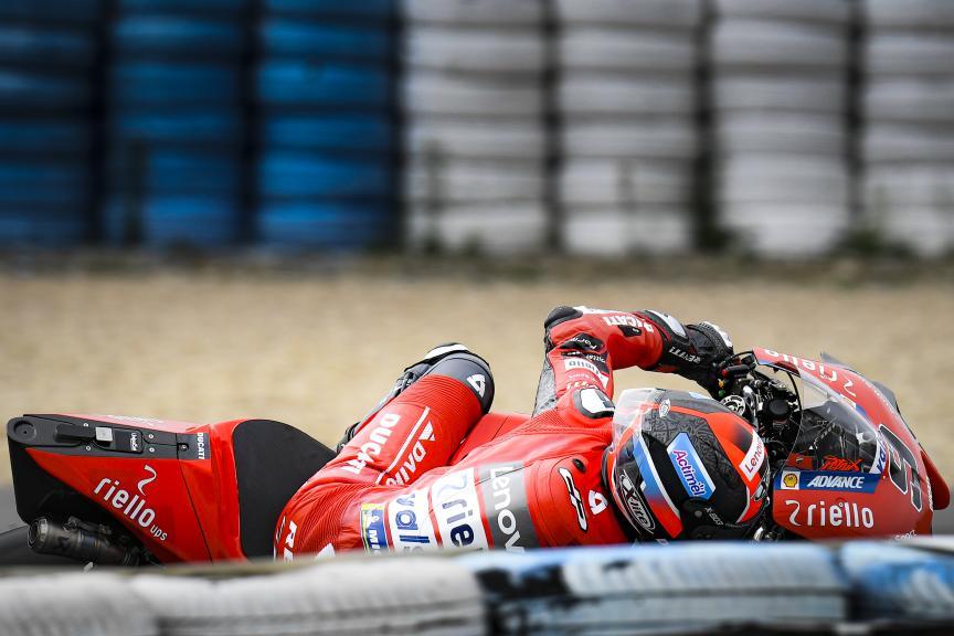 Danilo Petrucci, Ducati Team, Jerez MotoGP™ Official Test
