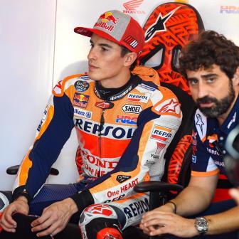 Marquez erfolgreich an der rechten Schulter operiert