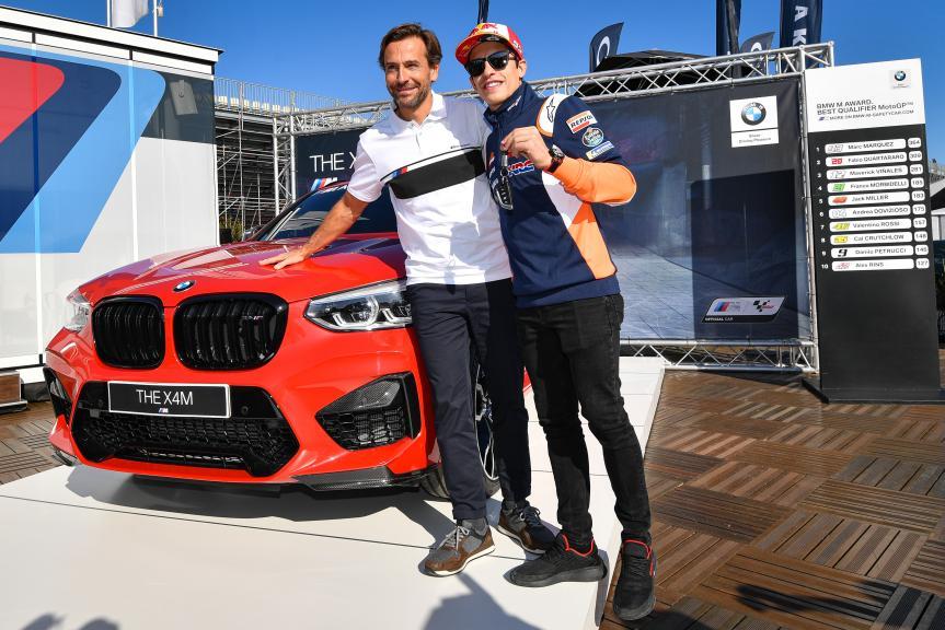Marquez BMW 2019