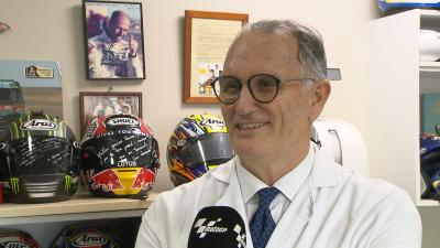 Will Marc Marquez be at the Sepang Test? Dr. Mir explains...