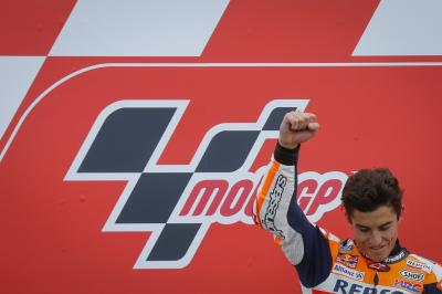 #2020: Marquez set to equal Rossi?