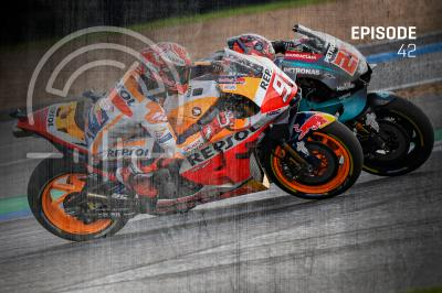 Episode 42: 2019 REVIEW We're joined by #MotoGP commentators @SteveDay