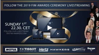 La FIM honrará a sus campeones en Mónaco este domingo