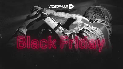 Black Friday: tutti i video e il pre-stagione 2020 a solo €1