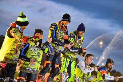 Rossi e Marini vincono la 100 km dei campioni