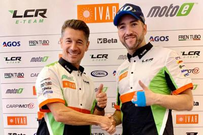 Simeon and Canepa to line up with LCR E-Team in 2020