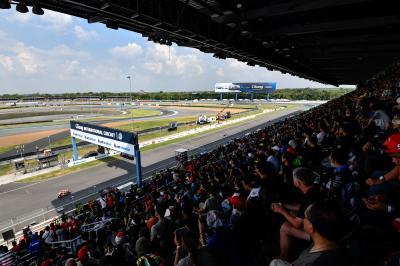 Franc succès pour Buriram, Le Mans et le Red Bull Ring !