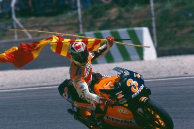 La Última Frontera: el gran tributo a los españoles de 500cc