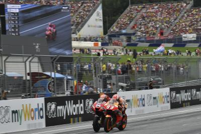 myWorld Motorrad Grand Prix von Österreich domina il 2019
