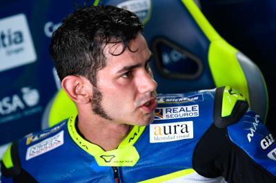 Jordi Torres, nuevo piloto de MotoE™