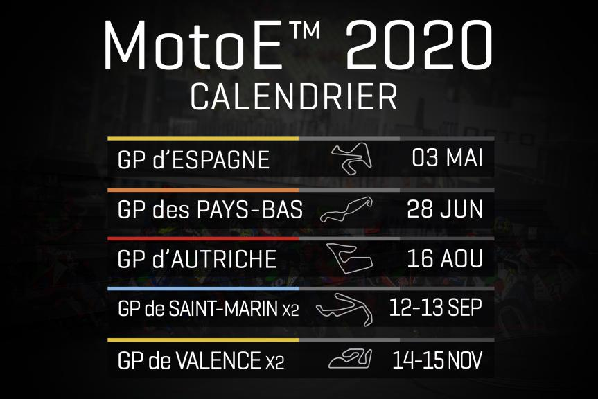 Calendar 2020 MotoE fr