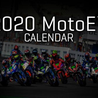 MotoE™-Kalender Update: Le Mans wird durch Valencia ersetzt