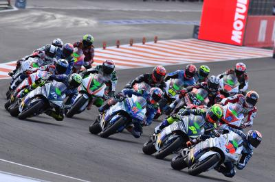 2020 FIM Enel MotoE™ World Cup Entry List